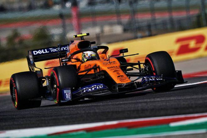 マクラーレンF1、ランキング4位保持に向け「2020年も厳しい戦いになる」優勝は3年後に期待