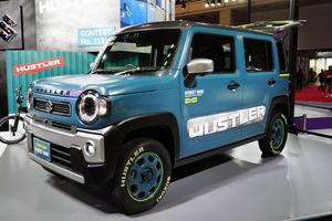 スズキ・ハスラーのコンセプトカーは若者のカルチャーにフィーチャー!【東京オートサロン2020速報】