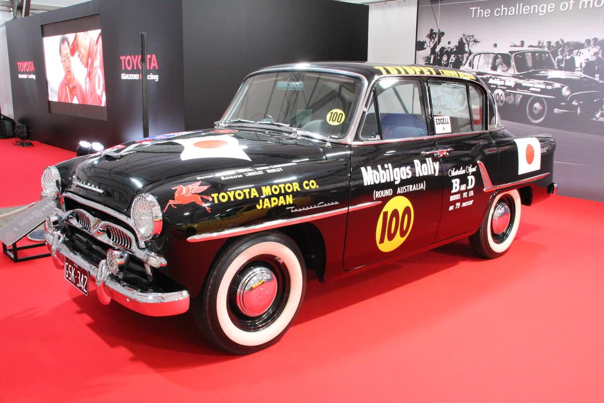 クラウンからコルトまで! 1950~60年代の黎明期に世界舞台を開拓した日本のラリーカーたち