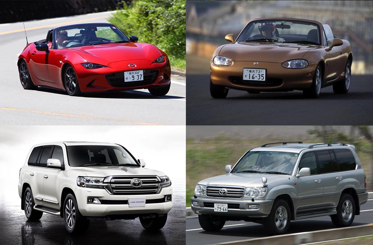 【現代のクルマは本当にエコなのか?】30年前といまのクルマの燃費はどれぐらい違うのかを6車種で比較!