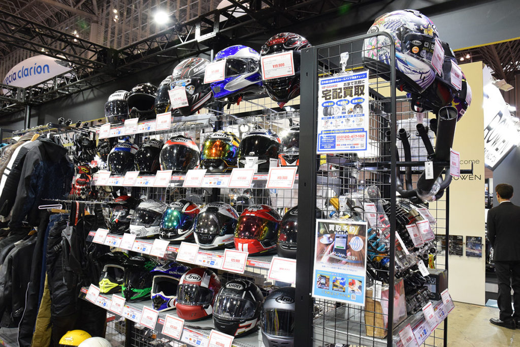 アップガレージの厳選中古パーツ市場の品揃えが今年もハンパない