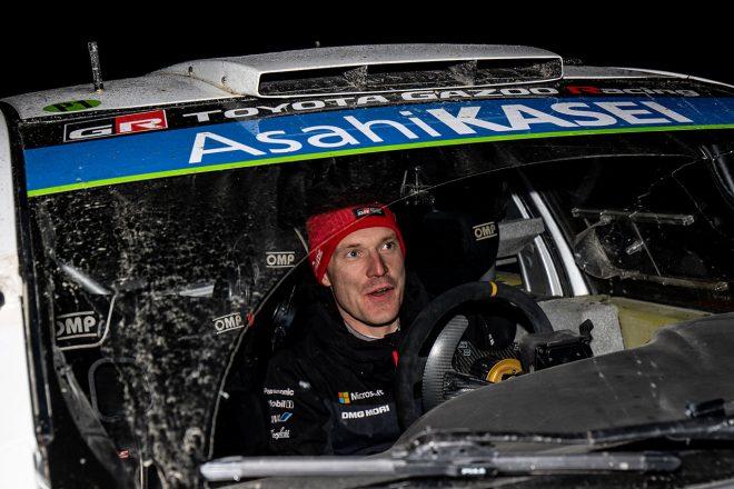 連続表彰台のラトバラ「今回の結果は自分にとって非常に重要な意味を持つ」/WRC第11戦ラリーGB デイ4後コメント