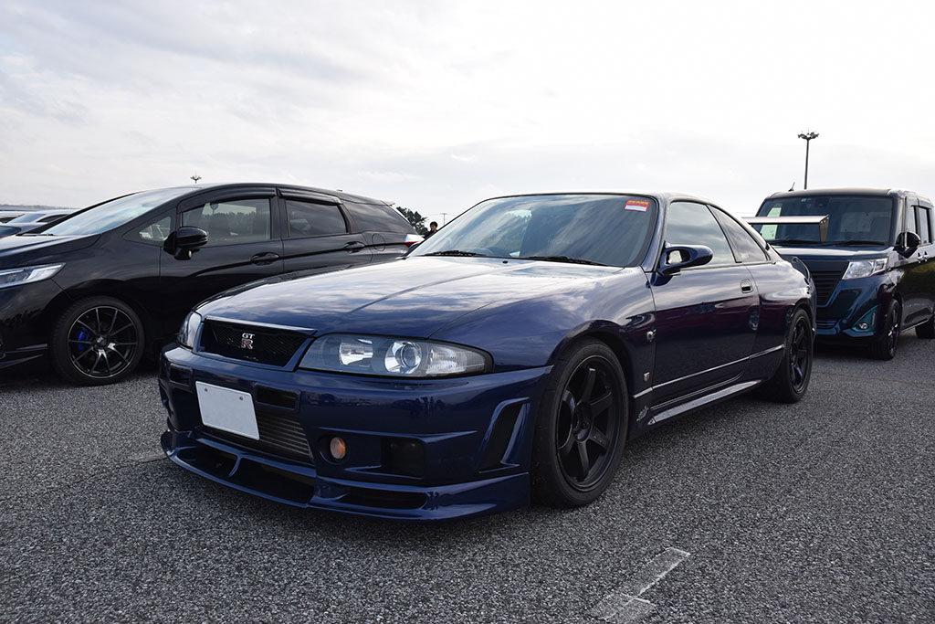 「東京オートサロンは駐車場が面白い」検問を乗り越えてやってきた熱きチューンド達!【パーキングオートサロンFINAL】
