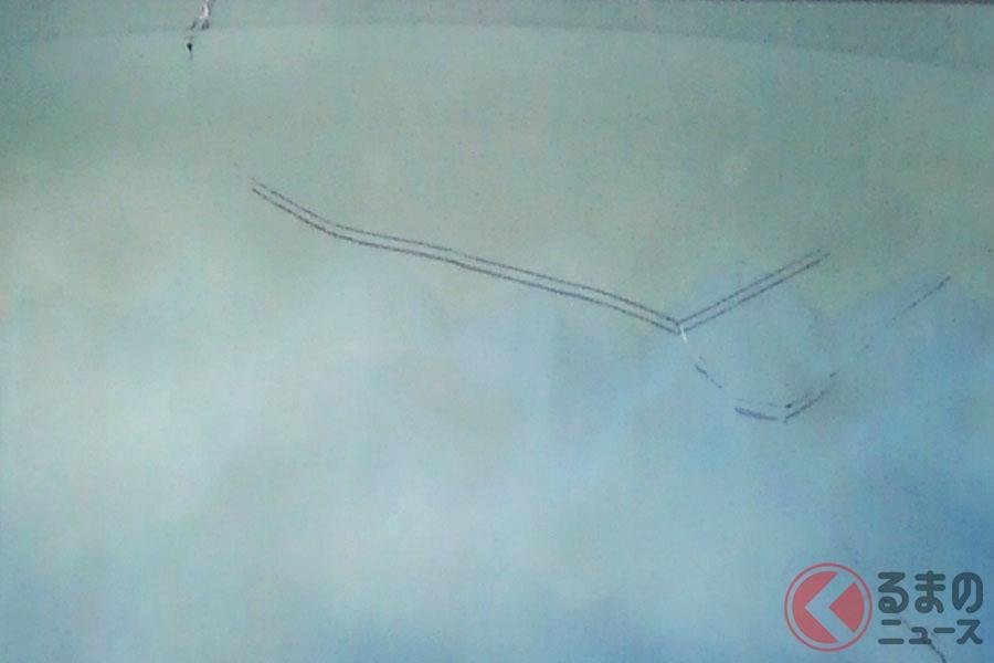 【ナメちゃダメ】車のガラスの飛び石、自分で修復できる大きさはどれくらい?