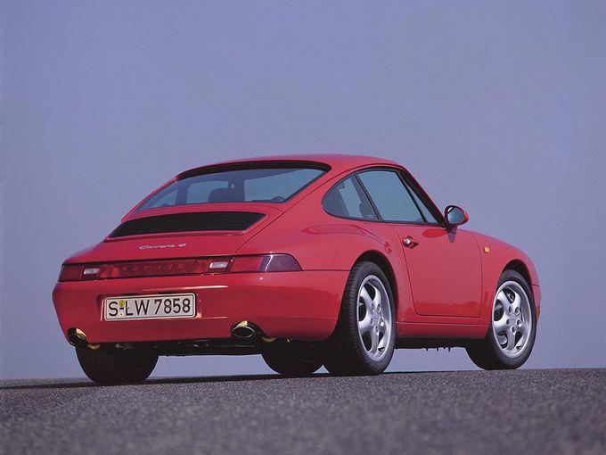 EV時代が来る前に堪能したい、空冷ポルシェ 911の精緻すぎる最終M64ユニット!