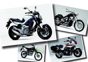 スズキ「グラディウス400」やチョッパー風クルーザーのホンダ「VT1300」シリーズが登場!【日本バイク100年史 Vol.106】(2009年)<Webアルバム>