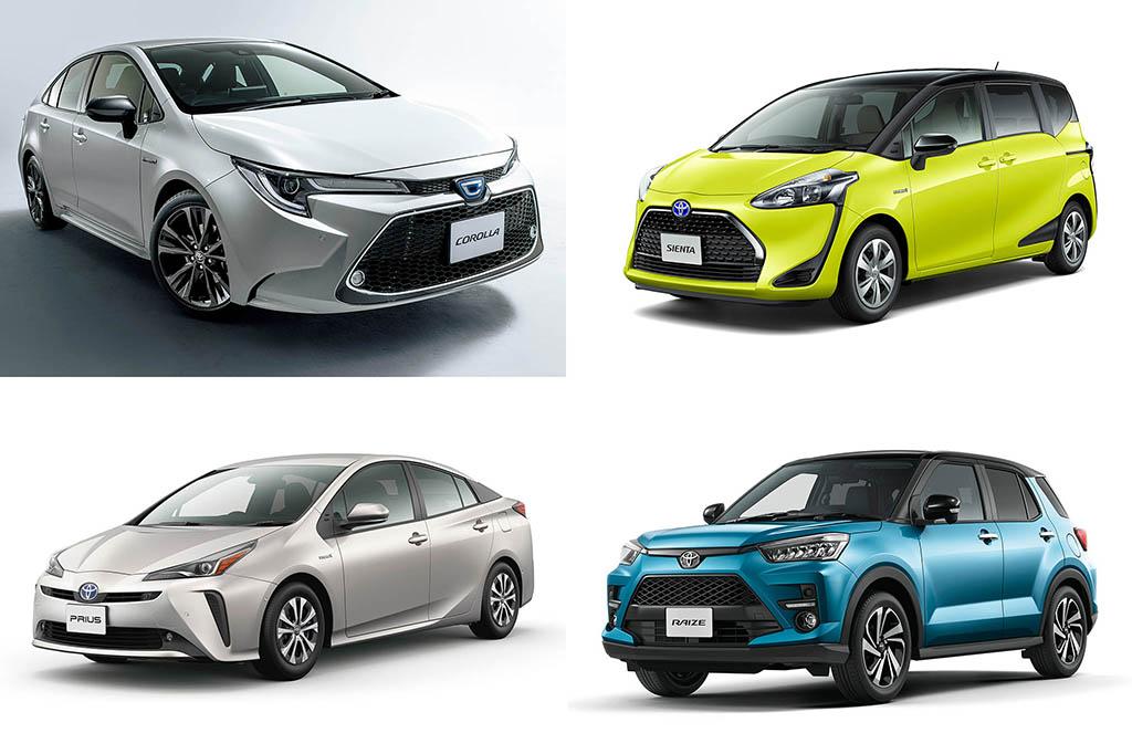 11月の国内新車販売、2ケタのマイナスが続く