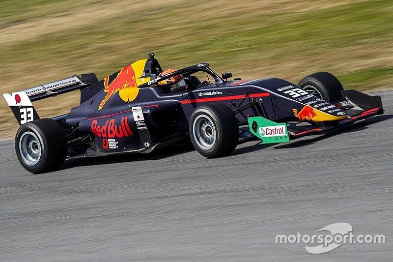 トヨタ・レーシングシリーズ開幕。角田裕毅は1勝するも同じレッドブル育成のリアム・ローソンに遅れ取る