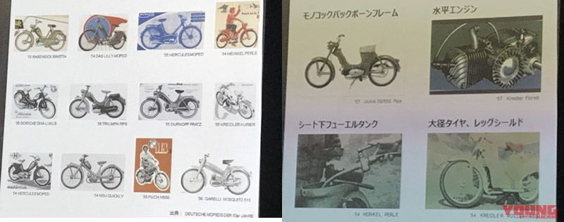 ホンダ初代スーパーカブC100が動態走行【インプレッション映像も収録】