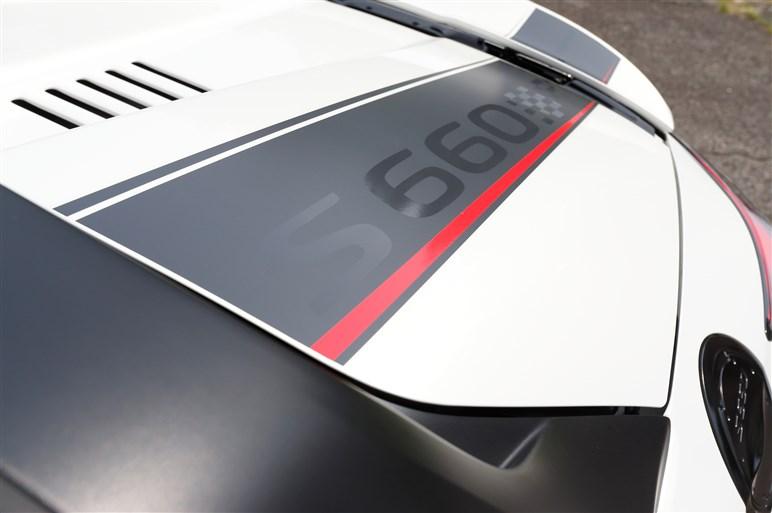 「フルModulo仕様のS660」や「N-ONE Modulo X」などを写真で紹介!