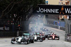 2014年F1モナコGPで見た三つ巴の熱戦【日本のレース通サム・コリンズの忘れられない1戦】