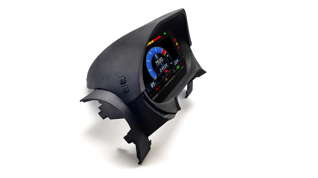 メーターを丸ごと? ロータスがサーキット派向けの「デジタル・ダッシュボード」を発売