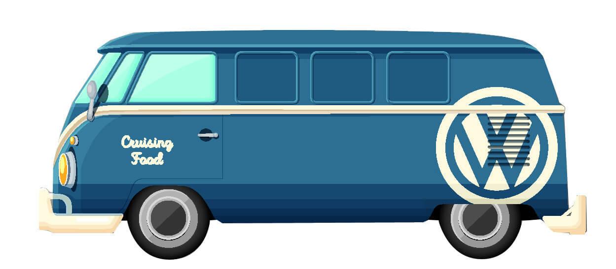 イベントを盛り上げるワーゲンバスのレンタル「バスカスフェス」が2020年も継続!