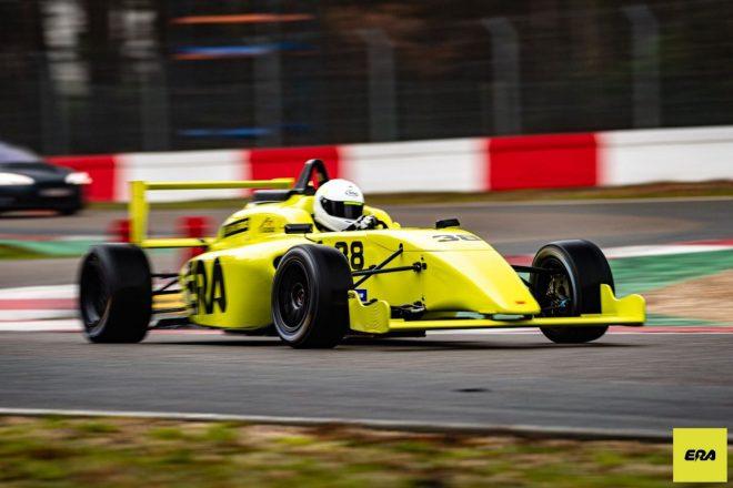 童夢シャシー使うジュニアEVフォーミュラ『ERA』が初テスト実施。「FIA-F4より明らかに速い」