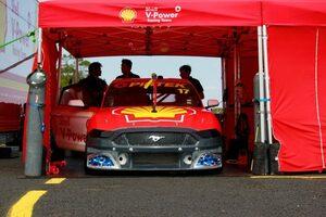 フォードの独走阻止へ。オーストラリア・スーパーカーが開幕前2度目のエアロテスト実施