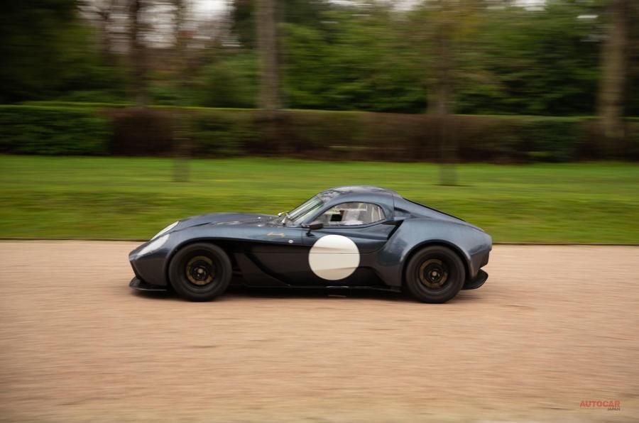 【現代版コブラ登場】ジャナレリー・デザイン-1 日産製V6+6速MT採用 499台限定