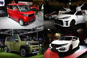 【2020年期待のニューモデル登場時期が見えた!】東京オートサロンでわかった新車&MCスケジュール