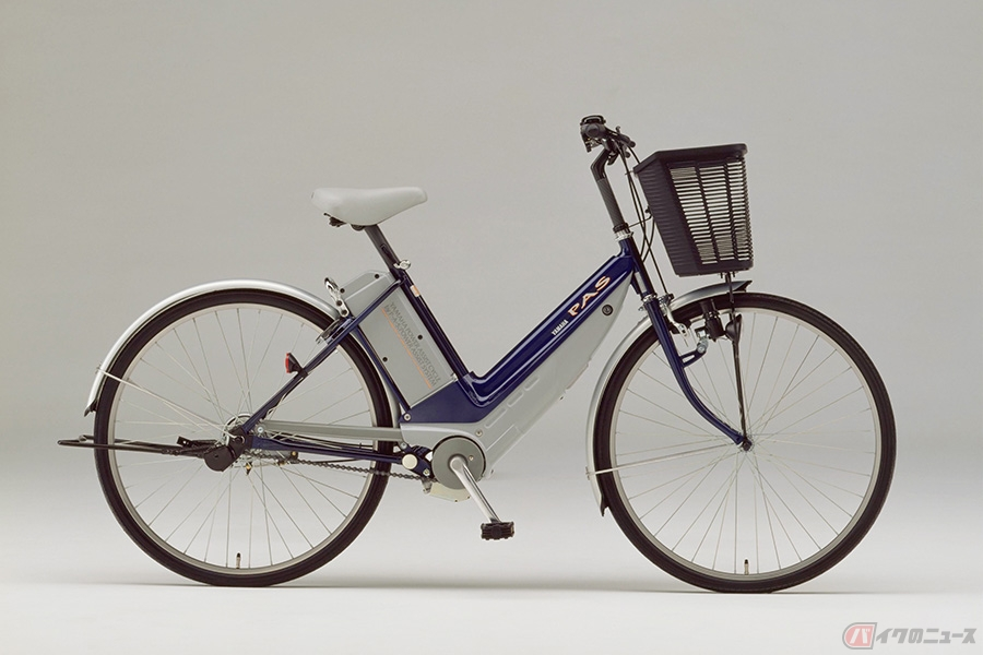 ヤマハ世界初の電動アシスト自転車で社会貢献 経済産業大臣賞を受賞