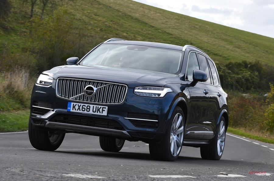 【高速での自動運転機能も】ボルボ次期型XC90 EVモデル、2022年欧州で発売 40シリーズも充実