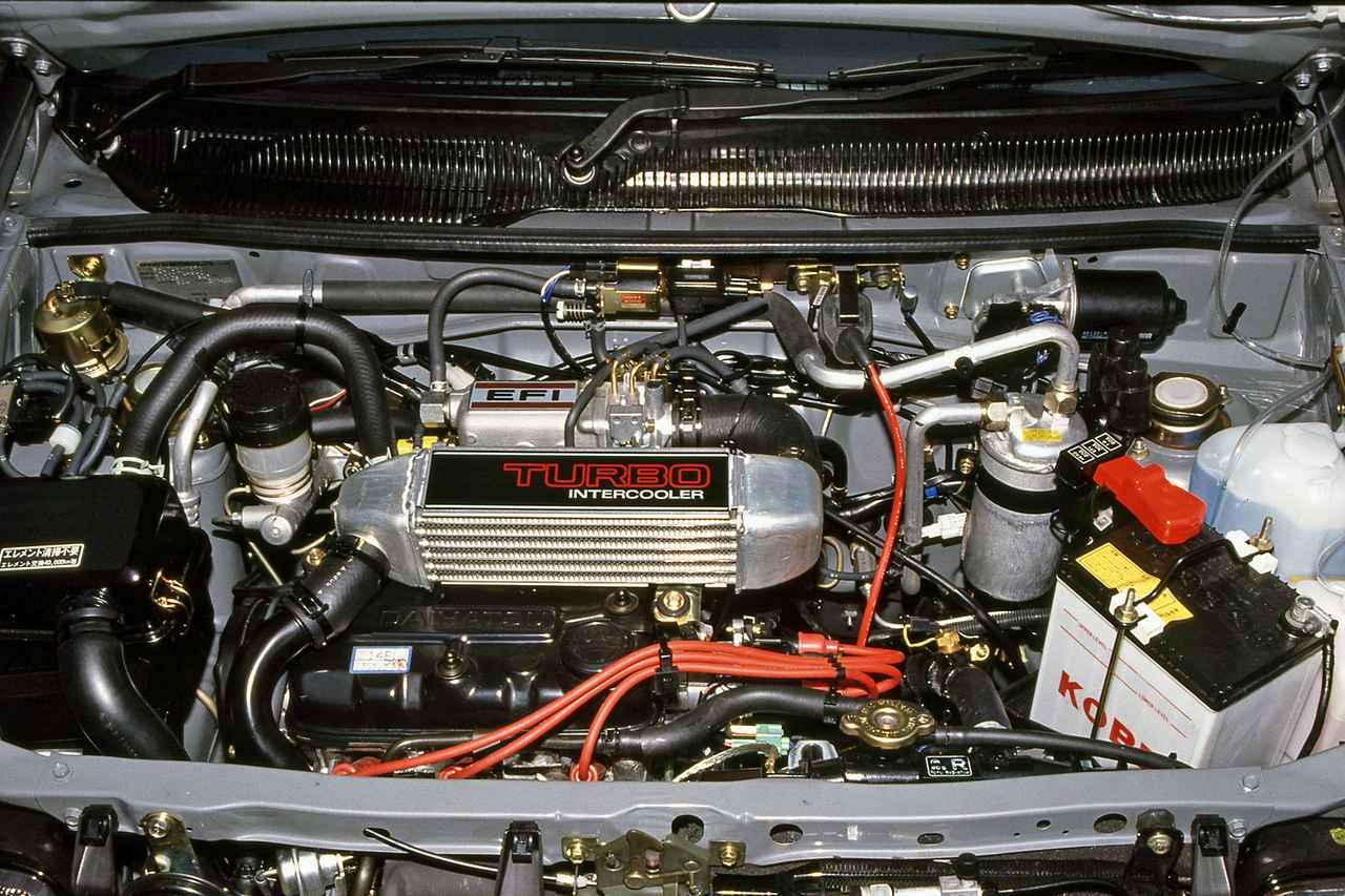 【昭和の名車 159】ダイハツ ミラターボTR-XXが軽自動車のパワーウォーズに火を付けた