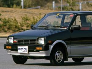 【昭和の名車 159】ダイハツ ミラターボが軽自動車のパワーウォーズに火を付けた