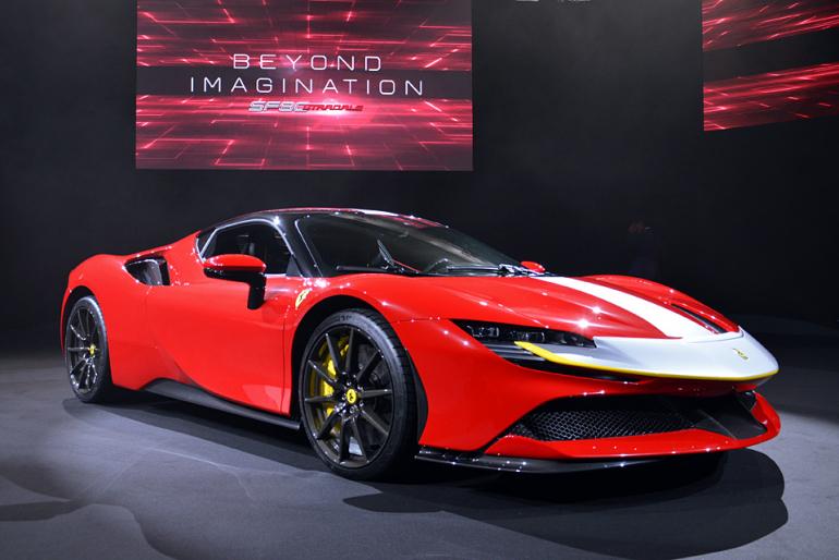 フェラーリのブランド価値、前年比9%増の91億ドルの評価