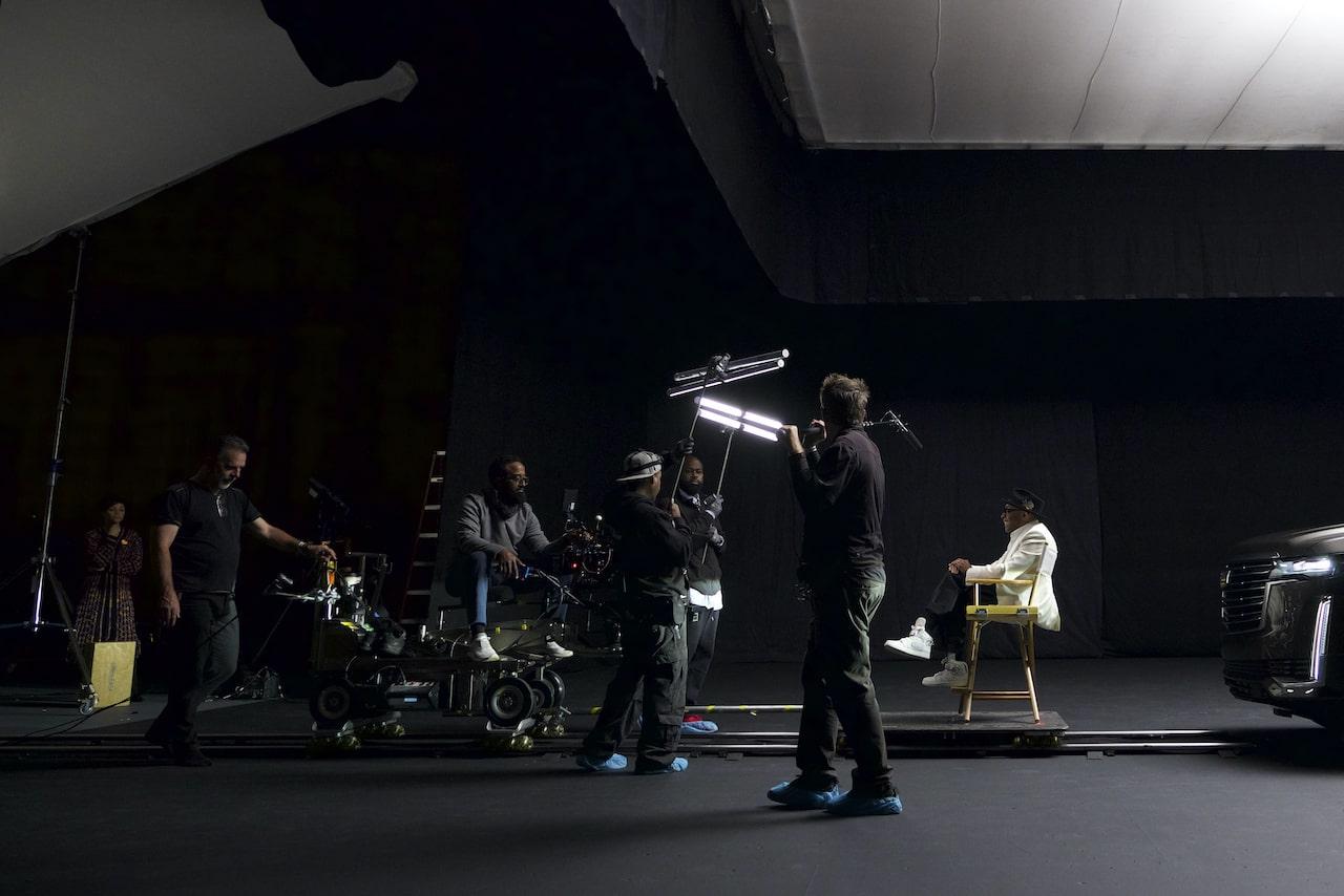 新型キャデラック エスカレード、2月4日に初披露! スパイク・リー監督の新作に登場
