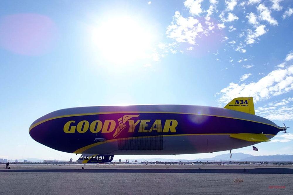 【体重まで計るの?】グッドイヤー飛行船、乗船レポート 先客が降りないワケとは