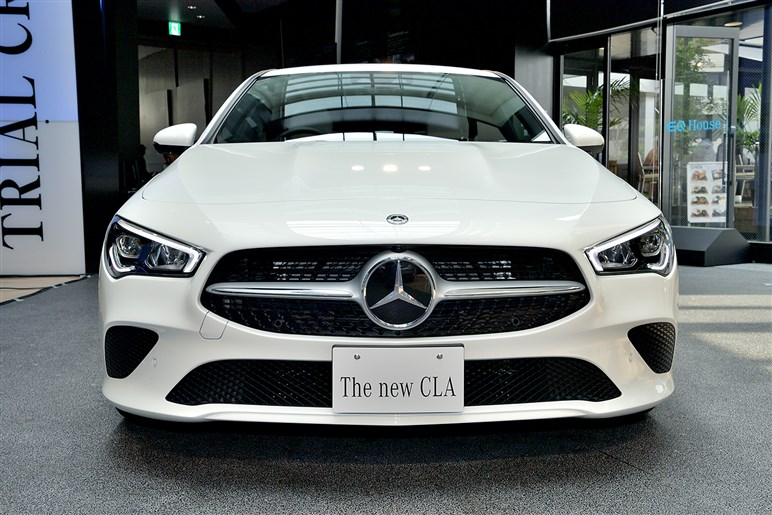 メルセデス新型CLAの受注を開始。一回り大きくなって価格はディーゼルの472万円から