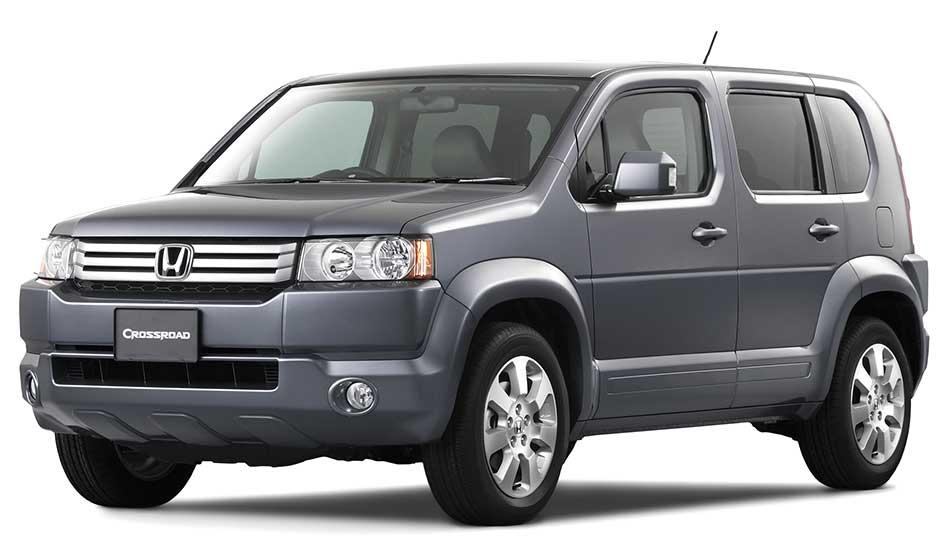 小型で個性派3列SUV!! ホンダ クロスロードは今だったら売れたかも!!? 【偉大な生産終了車】