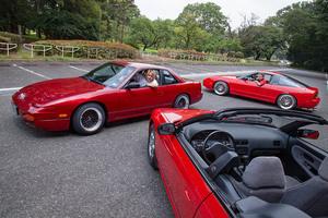 「今、S13シルビア系の北米版(240SX)が熱い!」左ハンドルの逆輸入モデルに再注目