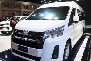 トヨタ新型「ハイエース」を発表 タイ生産の海外向けモデルとして登場
