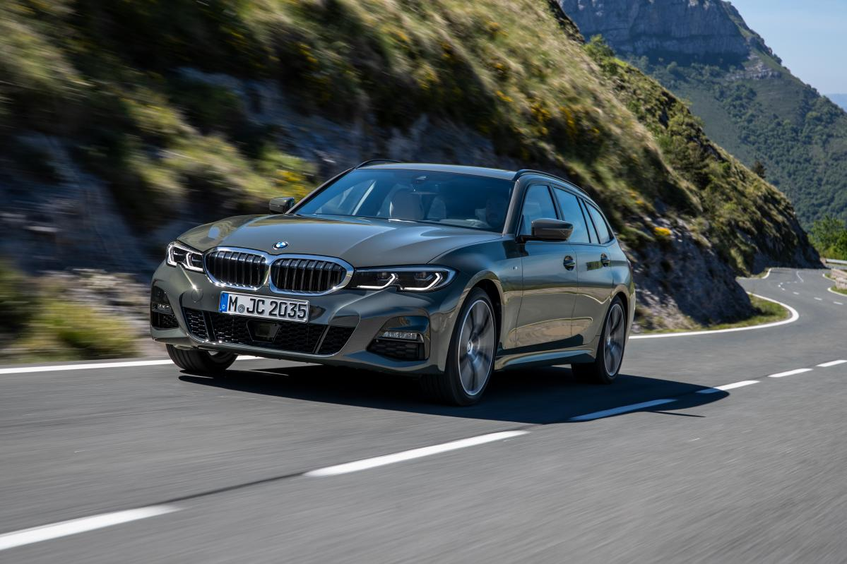 7代目BMW 3シリーズのツーリングが発表された!