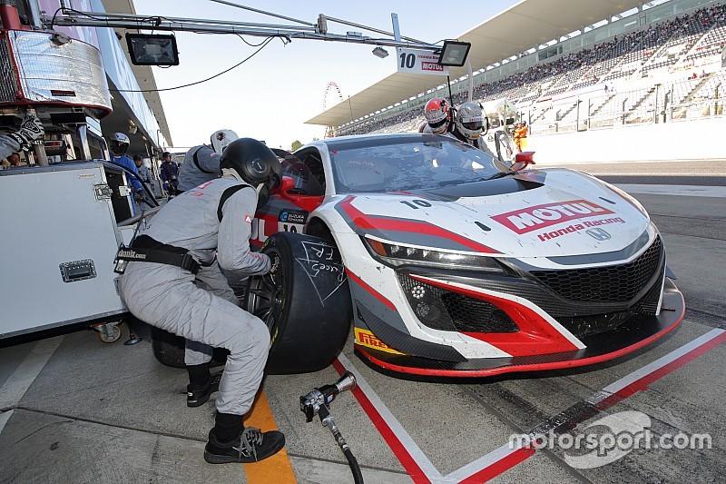 ホンダNSX GT3勢は惨敗、Honda Team MOTULの山本尚貴「純粋に海外勢と勝負できなかった」|鈴鹿10H