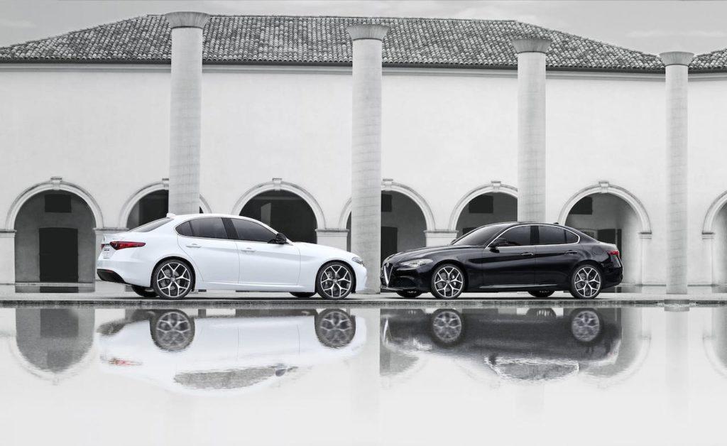 アルファロメオ ジュリアの特別限定車、モノクロームエディション登場