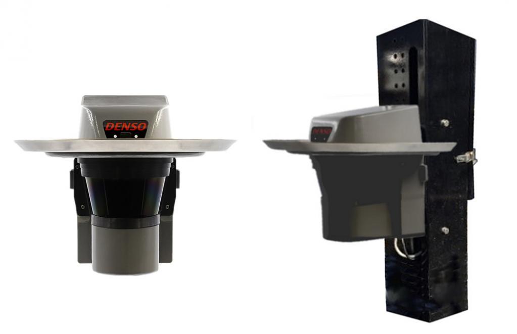 デンソーウェーブ:車両用センサー技術を基にした新型2Dレーザー式踏切障害物検知装置「ZONE D-RX」を開発