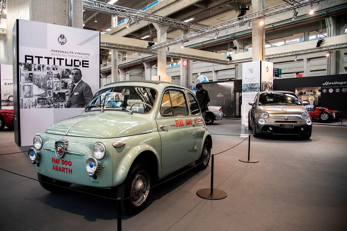 アバルト創立70周年の記念限定車「アバルト695セッタンタ・アニヴェルサーリオ」発表! 日本には200台導入