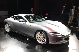 フェラーリ・ローマ 新型「2+クーペ」の車内は? 後席/荷室容量