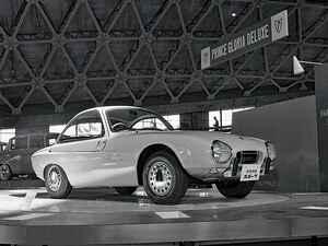 【懐かしの東京モーターショー 02】1961年、パブリカスポーツなど小型スポーツカーが脚光を浴びる