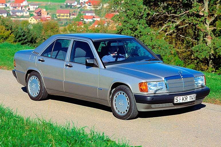 12月8日で誕生35年を迎えた、名車メルセデス190を振り返る