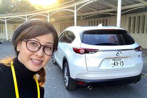 【コラム】「スタイル抜群!3列SUVのキーププロポーションの秘訣はTバック!?」~マツダ CX-8