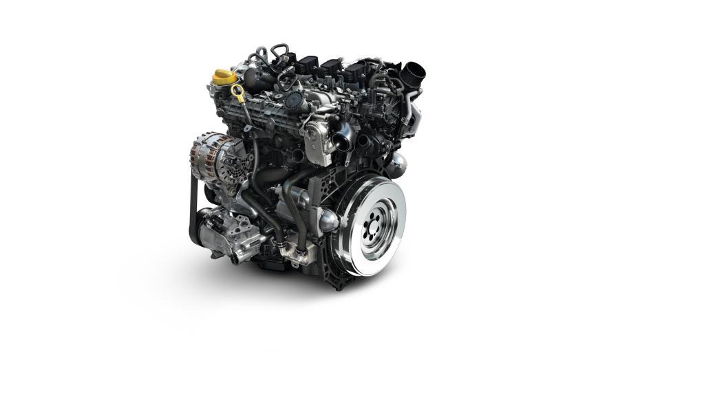 ルノー、ダイムラーと共同開発した1.3ℓ直4ターボを発表 115ps~160ps