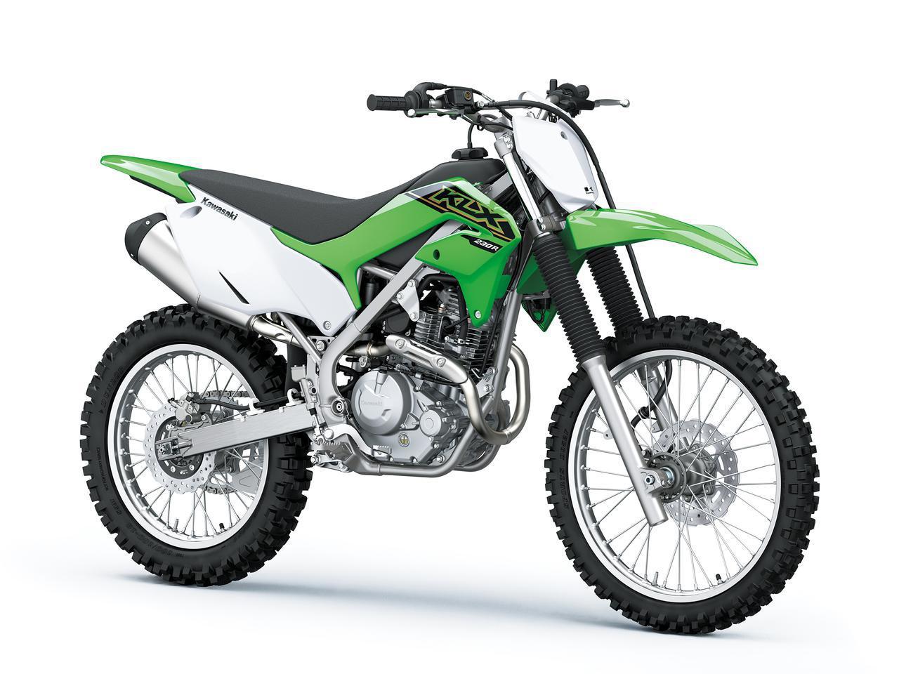 即完売のKLX230Rが、2021モデルにアップデート