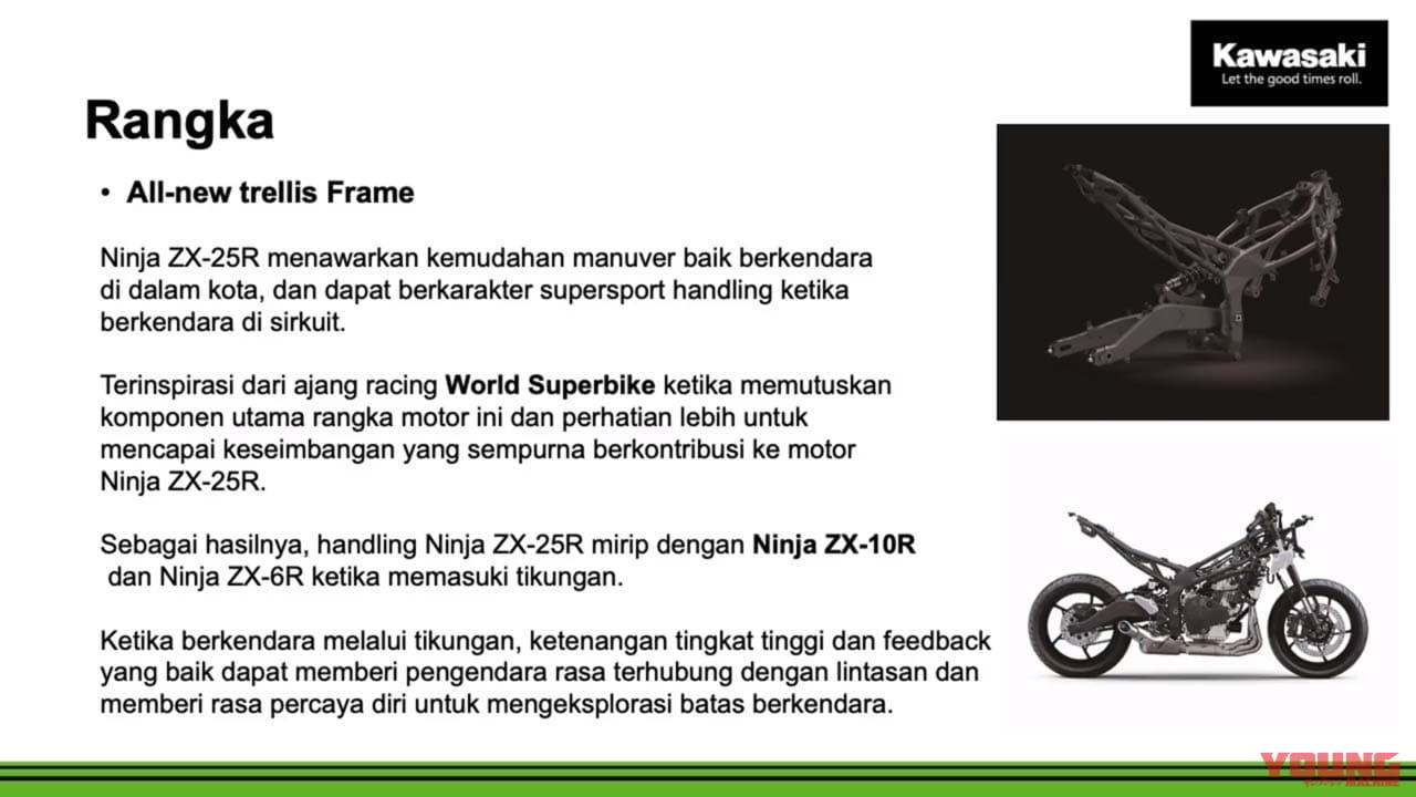 速報:ニンジャZX-25Rはラムエア51psで約71万円! インドネシア先行発表…日本は?