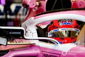 F1シュタイアーマルクFP1:ついに覚醒? レーシングポイントのセルジオ・ペレスがトップタイム。フェルスタッペン2番手で続く