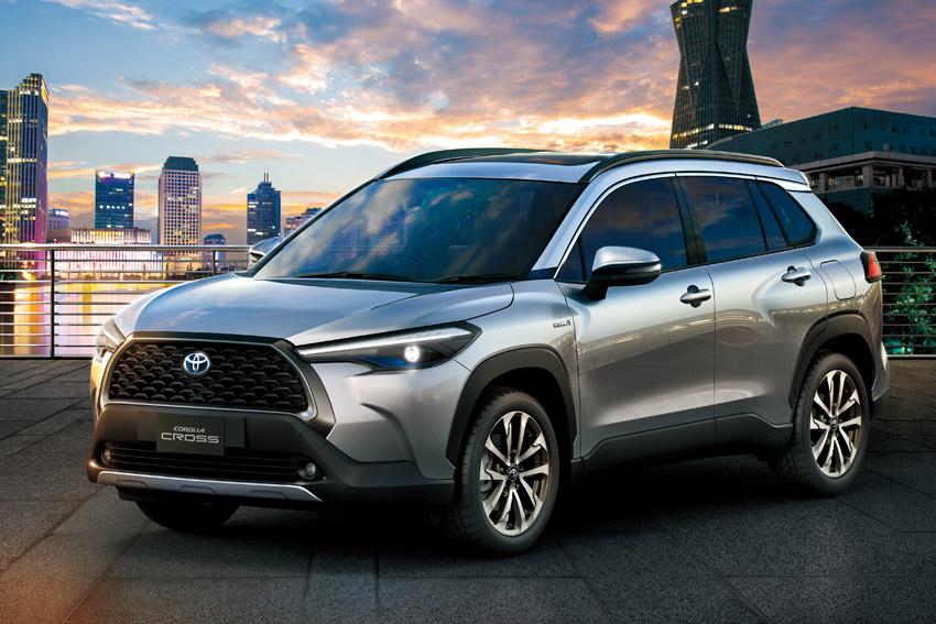 トヨタ タイで新車種「カローラ クロス」を発売開始