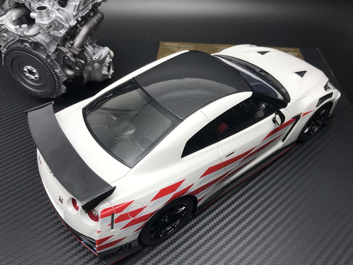 予約受注は7月末まで! 筑波最速を記録した日産GT-RニスモMY20の精密モデルに注目
