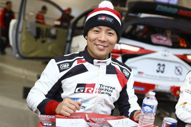 トヨタ、WRCチャレンジプログラムを再開。育成の勝田貴元が第4戦エストニア参戦へ