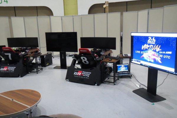 現役F1ドライバーも参戦したeスポーツの祭典 バーチャル・ル・マン24時間