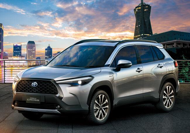 トヨタがカローラの新型SUVモデル「カローラ クロス」をタイにおいて世界初公開